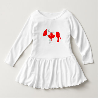Donkey Canada Dress