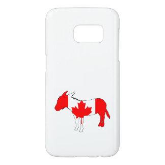 Donkey Canada Samsung Galaxy S7 Case