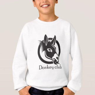 Donkey club sweatshirt