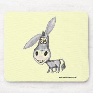 donkey funny mousepad