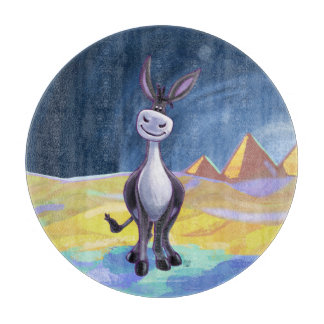 Donkey Gifts & Accessories Cutting Board