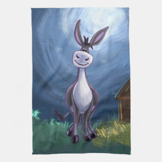 Donkey Gifts & Accessories Kitchen Towel