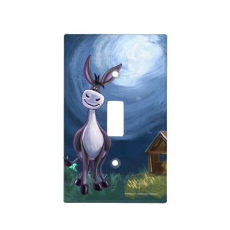 Donkey Gifts & Accessories Light Switch Cover