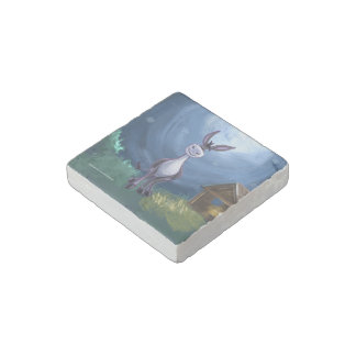Donkey Gifts & Accessories Stone Magnets