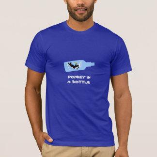 Donkey In A Bottle Sil T-Shirt