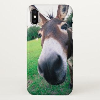 Donkey iPhone X Case