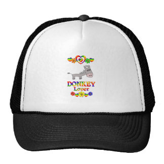 Donkey Lover Trucker Hat