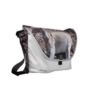 Donkey Messenger Bag