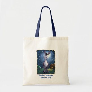 Donkey Party Center Tote Bag