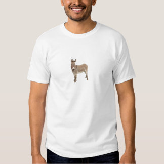 Donkey Photograph Design Tshirts