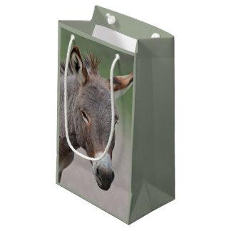 Donkey Portrait Gift Bag