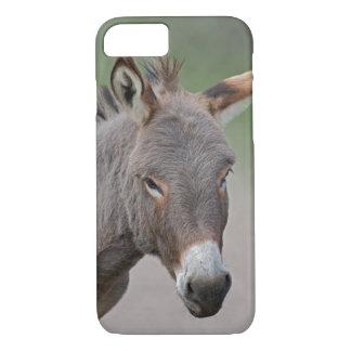 Donkey Portrait iPhone 8/7 Case