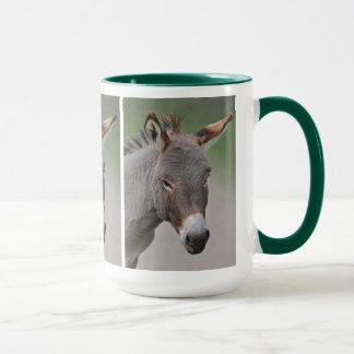 Donkey Portrait Mug