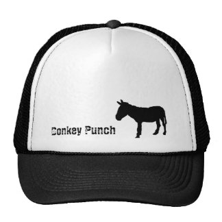 Donkey Punch Trucker Hat
