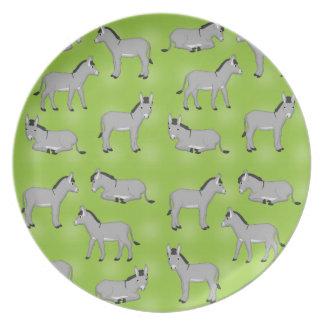 Donkey selection plates
