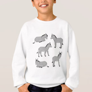 Donkey selection sweatshirt