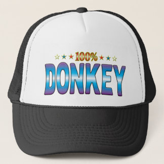 Donkey Star Tag v2 Trucker Hat