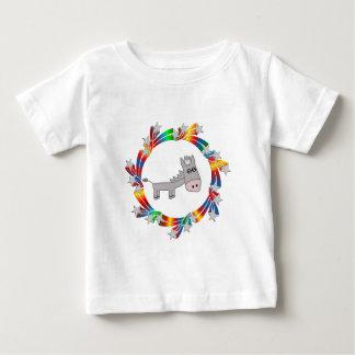 Donkey Stars Baby T-Shirt