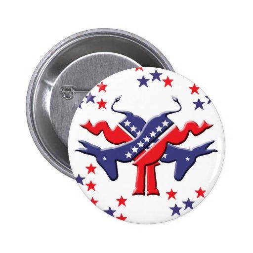 Donkeys Kicking Button