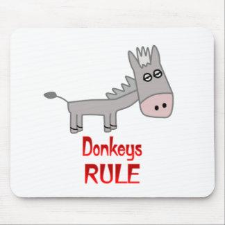 Donkeys Rule Mouse Pad
