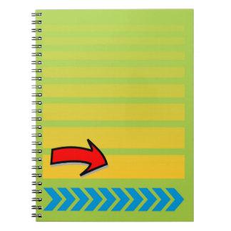 Donload Spiral Notebook