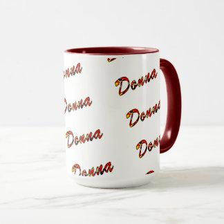 Donna Combo Mug