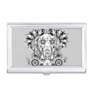 Donna Great Dane Business Card Holder