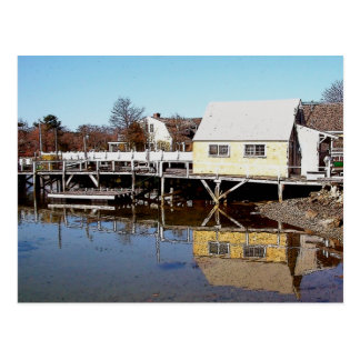 Donnell's Dock Postcard