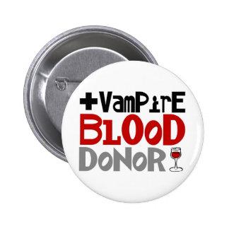 Donneur de sang de vampire badges