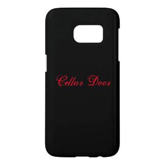Donny Darko- Cellar Door Samsung Galaxy S7 Case
