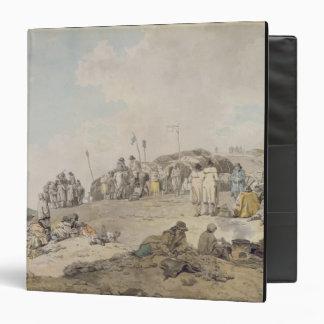 Donnybrook Fair, 1782 (pen, ink and w/c on paper) Binders
