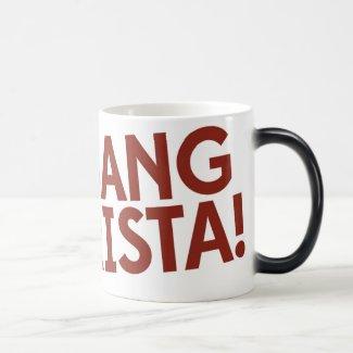 Don't Bang the Barista! - Morphing coffee mug