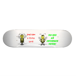 Don't Be A Useful Idiot Skateboard Deck