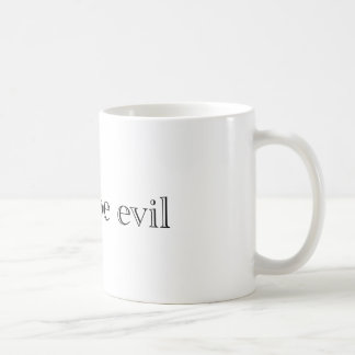 Don't Be Evil Coffee Mug