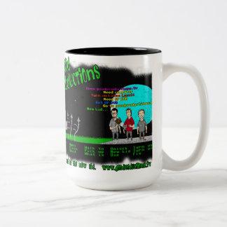 Don't Be the New Kid GP Mug
