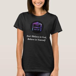 Don't Believe in God Women's T-Shirt