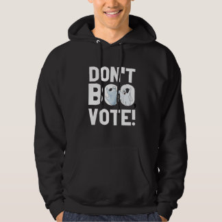Don't Boo, Vote - white -- Election 2016 - Hoodie