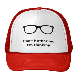 """""""Don't Bother"""" Trucker Hat"""
