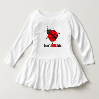 Don't bug me dress