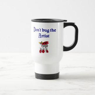 Don't bug the Artist Mug