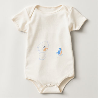 Don't Cry Over Spilled Milk Day - Appreciation Day Baby Bodysuit