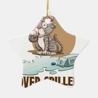Don't Cry Over Spilled Milk Day - Appreciation Day Ceramic Ornament