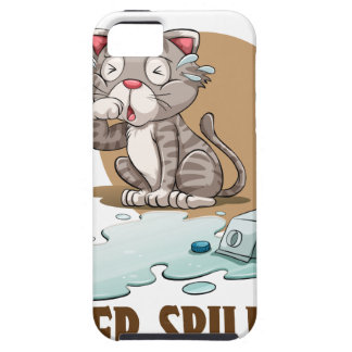 Don't Cry Over Spilled Milk Day - Appreciation Day iPhone 5 Covers