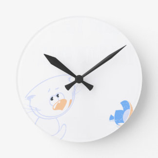 Don't Cry Over Spilled Milk Day - Appreciation Day Wallclocks