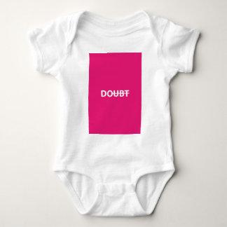 Don't doubt. Do. Baby Bodysuit