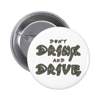 Don't Drink and Drive Button