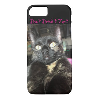 Don't Drink & Text iPhone 8/7 Case
