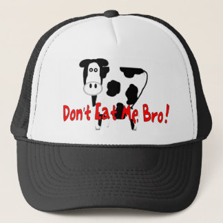 Don't Eat Me, Bro! Trucker Hat