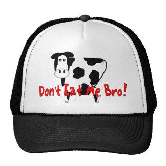 Don't Eat Me, Bro! Trucker Hat
