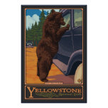 Don't Feed The Bears - Yellowstone National Park Posters